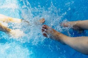 Los cortes de digestión en la piscina se producen cuando hay condiciones extremas